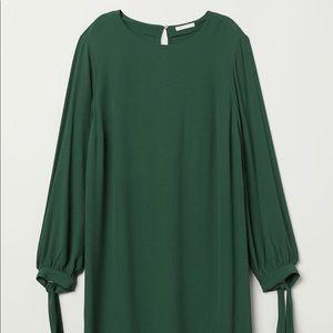 H&M MAMA Viscose Dress (maternity)